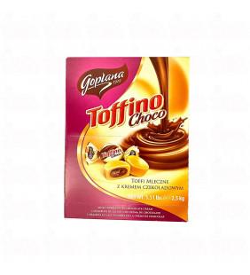 TOFFINO TOFFE CHOCOLATE 2,5 KG. COOLCANDIES