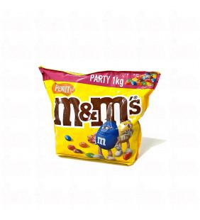 M&M CACAHUETE 1 kg. MARS