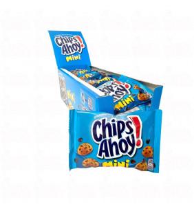 MINI CHIPS AHOY 40 gr. 20 uds