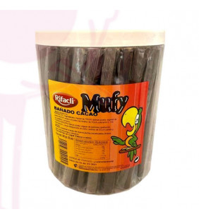 MUFY CACAO ENVUELTO 90 UD.
