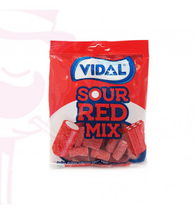 SOUR RED MIX PACK 6 UD.