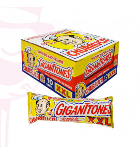 GIGANTONES XXL 10 UD.
