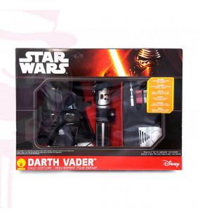 DARTH VADER STAR WARS 5-6 AÑOS