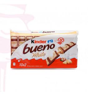 KINDER BUENO WHITE 10x2UD.