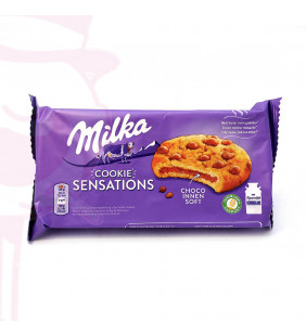 MILKA COOKIES SENSATIONS 156GR.