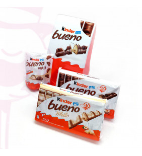 PACK EXPOSITOR KINDER BUENO