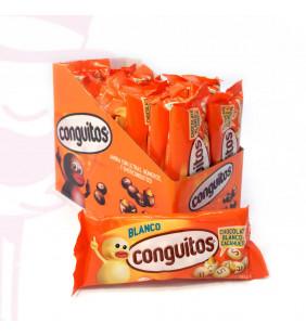 CONGUITOS BLANCOS 70GR 18UD