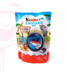 MINI KINDER CHOCOLATE 120GR.
